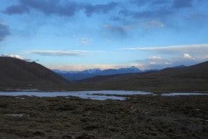 montagnes Himalaya Tibet