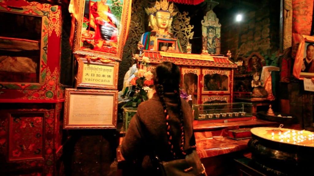 temple Tibet