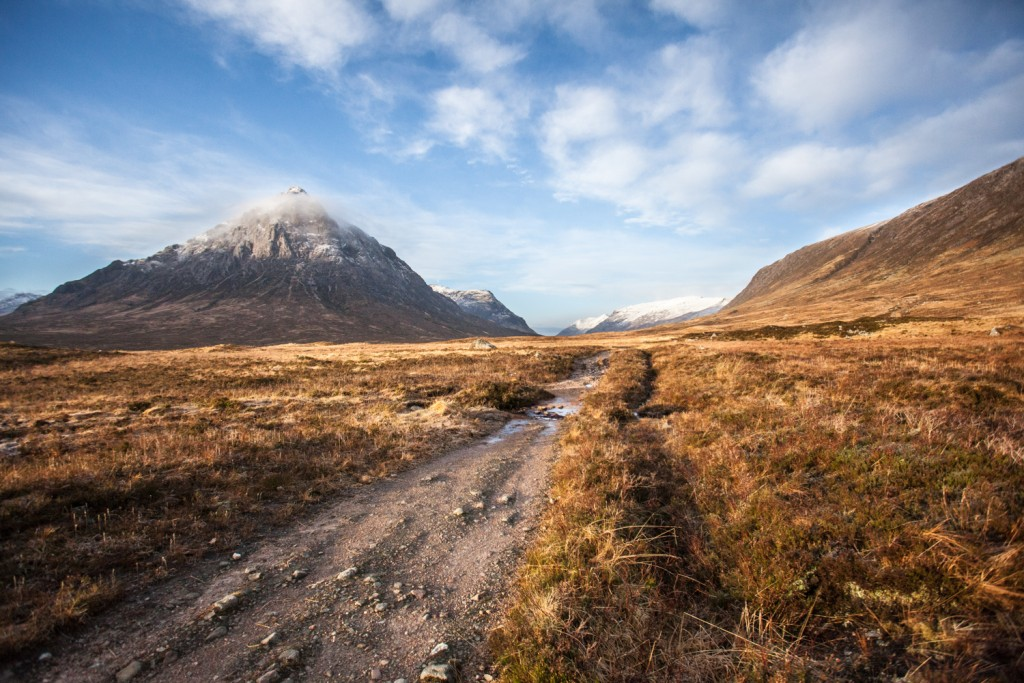 West Highland Way paysage