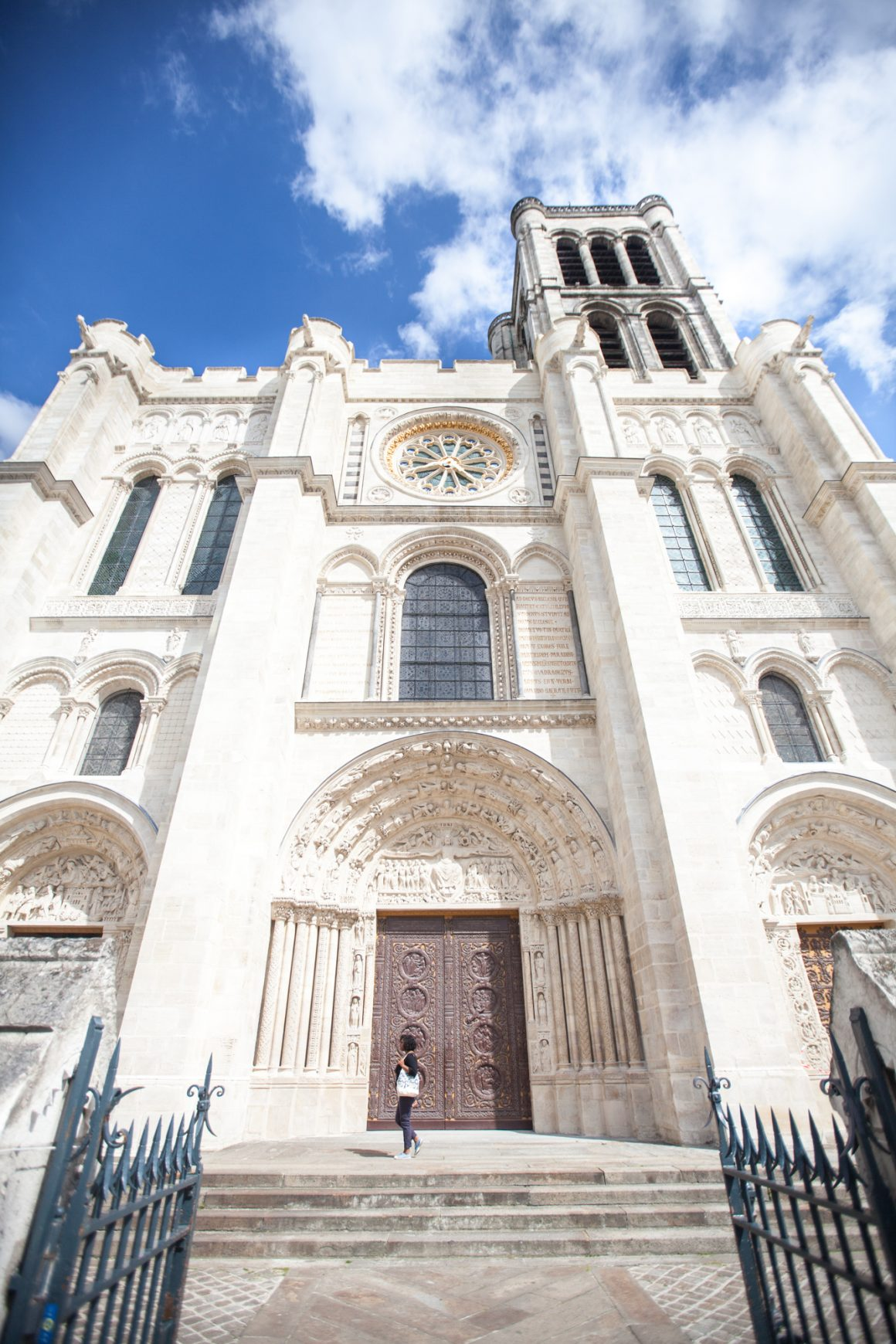 visiter Paris Basilique Saint-Denis