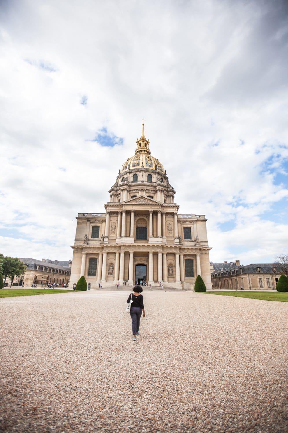Invalides tombeau napoléon visiter Paris