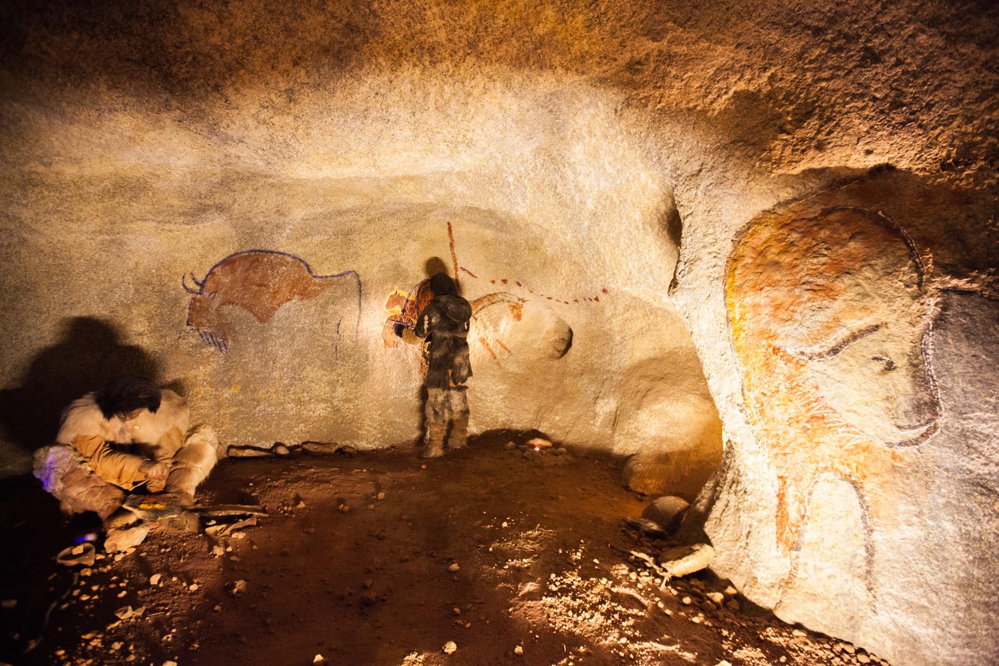 grotte lascaux le thot