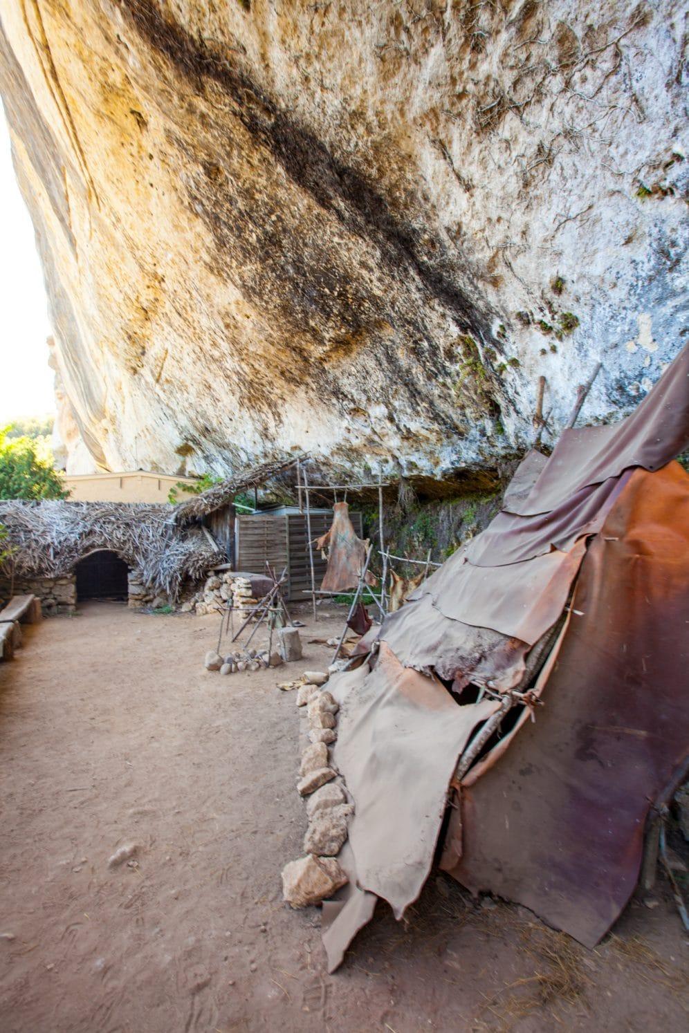 laugerie basse habitat préhistorique