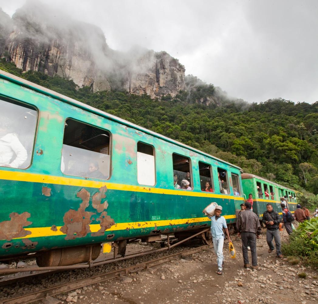 train Fianarantsoa-Manakara