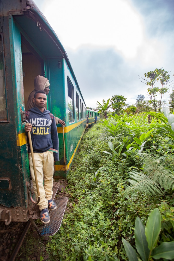 train Fianarantsoa-Manakara paysage Madagascar