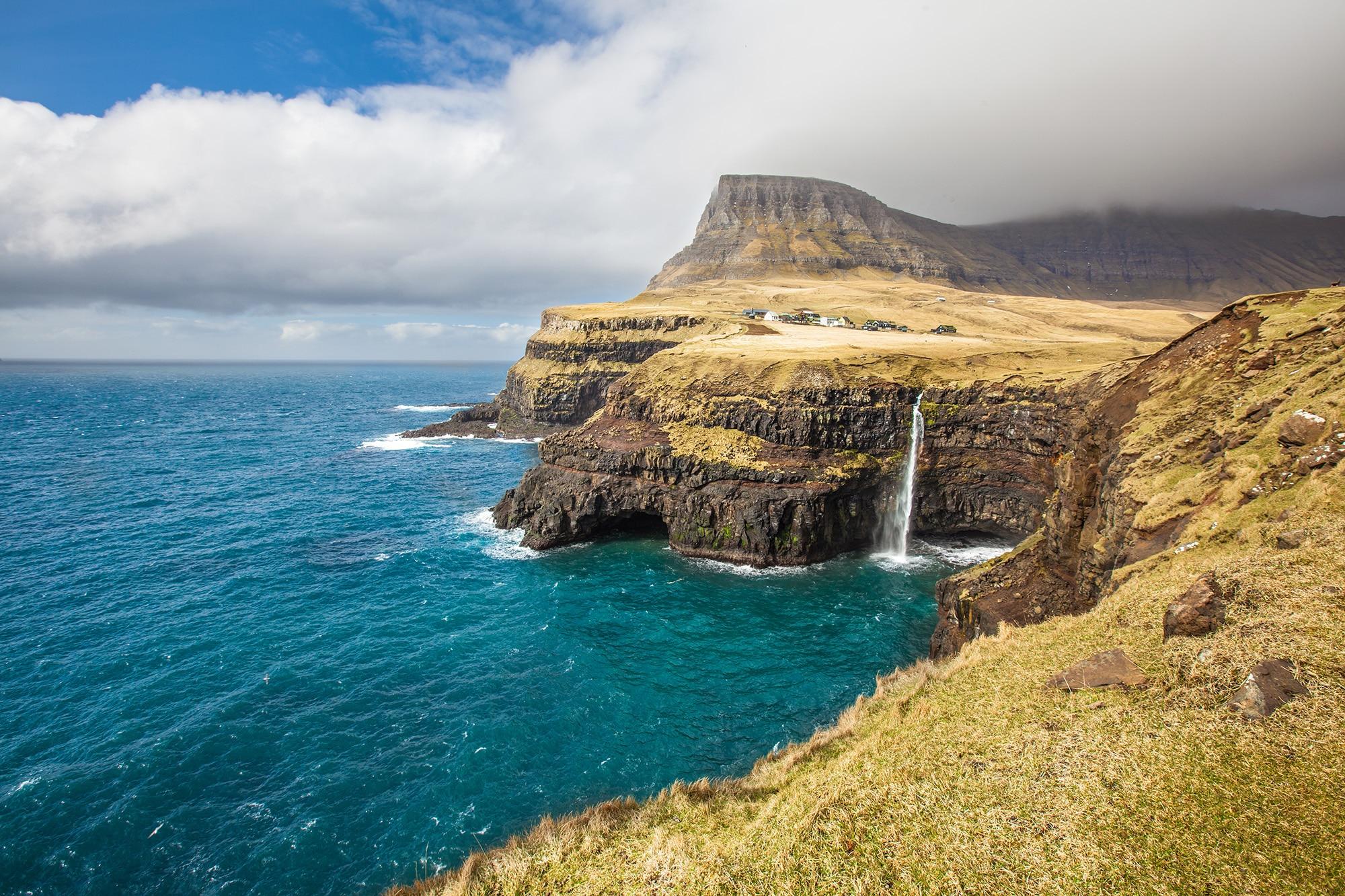visiter les îles féroé road trip