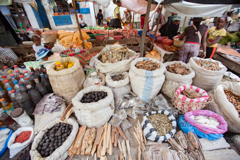 Visiter marché Fianarantsoa