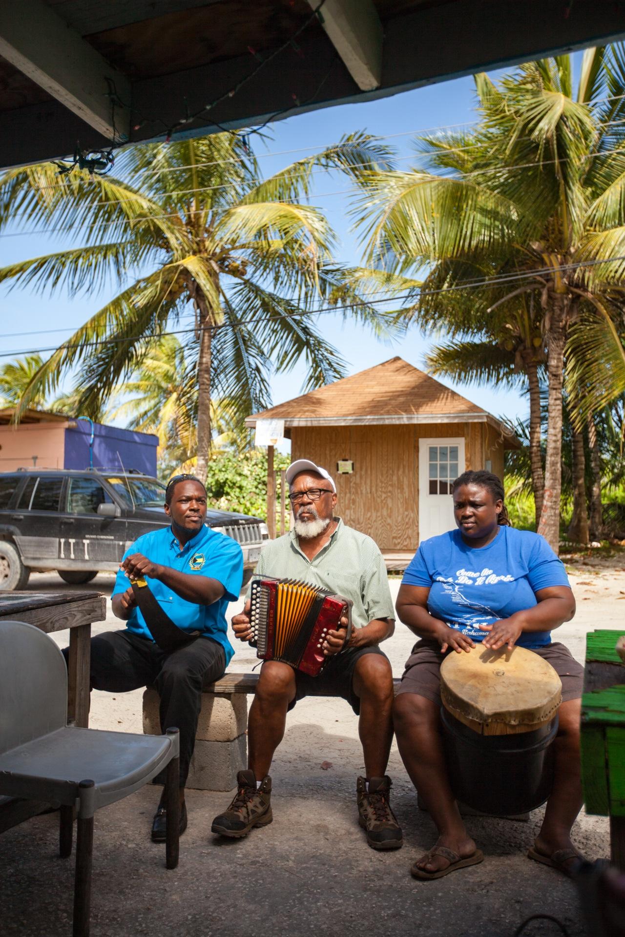 Voyage aux Bahamas Cat Island