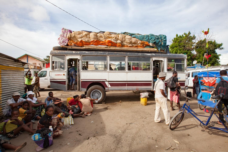 voyage bus madagascar