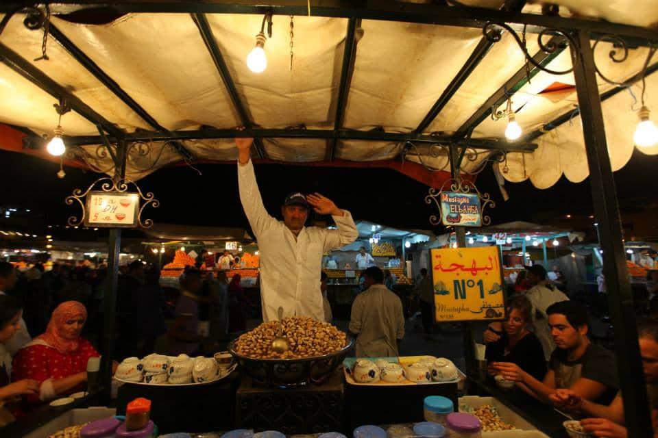 Maroc roadtrip Marrakech
