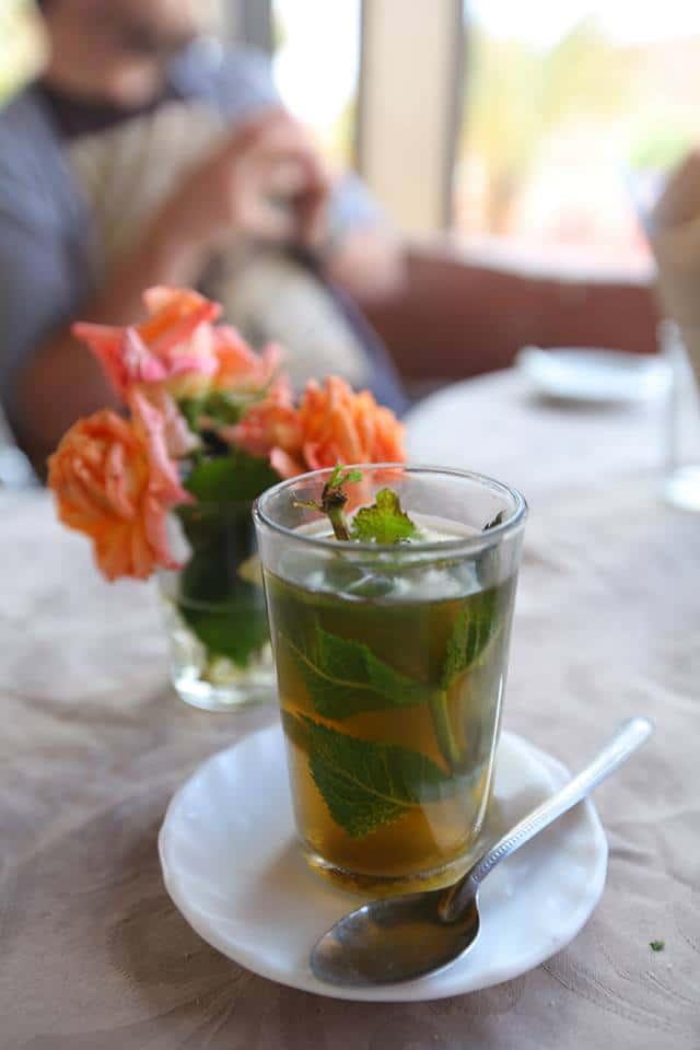 maroc thé menthe