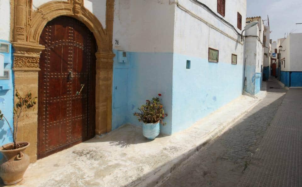 Rabat Kasbah des Oudayas