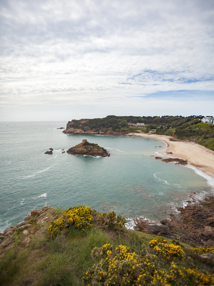 visiter Jersey road trip