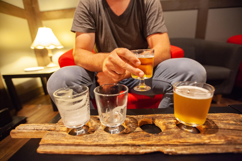 dégustation bières artisanales Québec