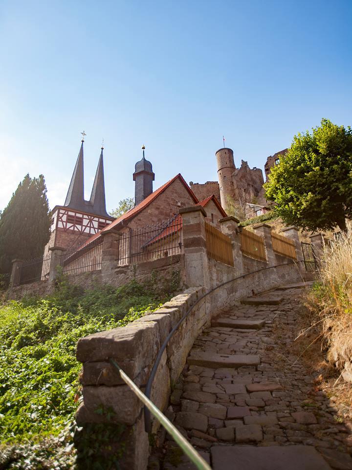 château deHanstein Bornhagen