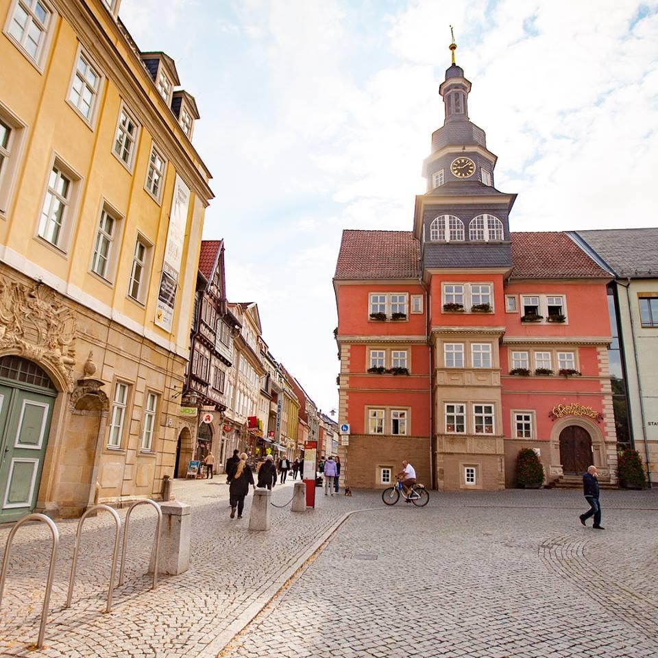 Eisenach hôtel de ville