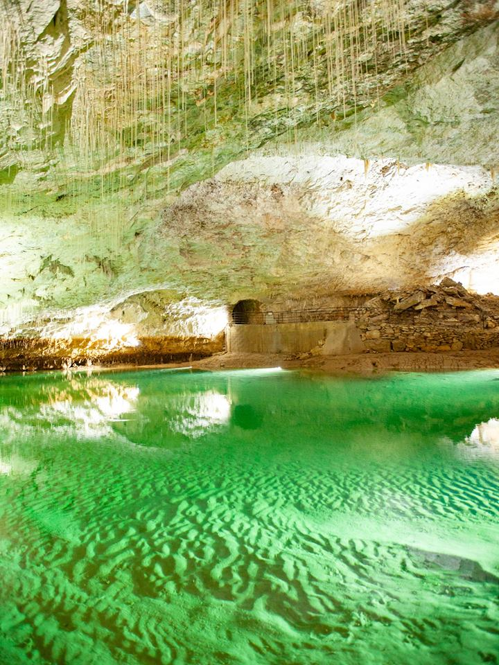 choranche grotte