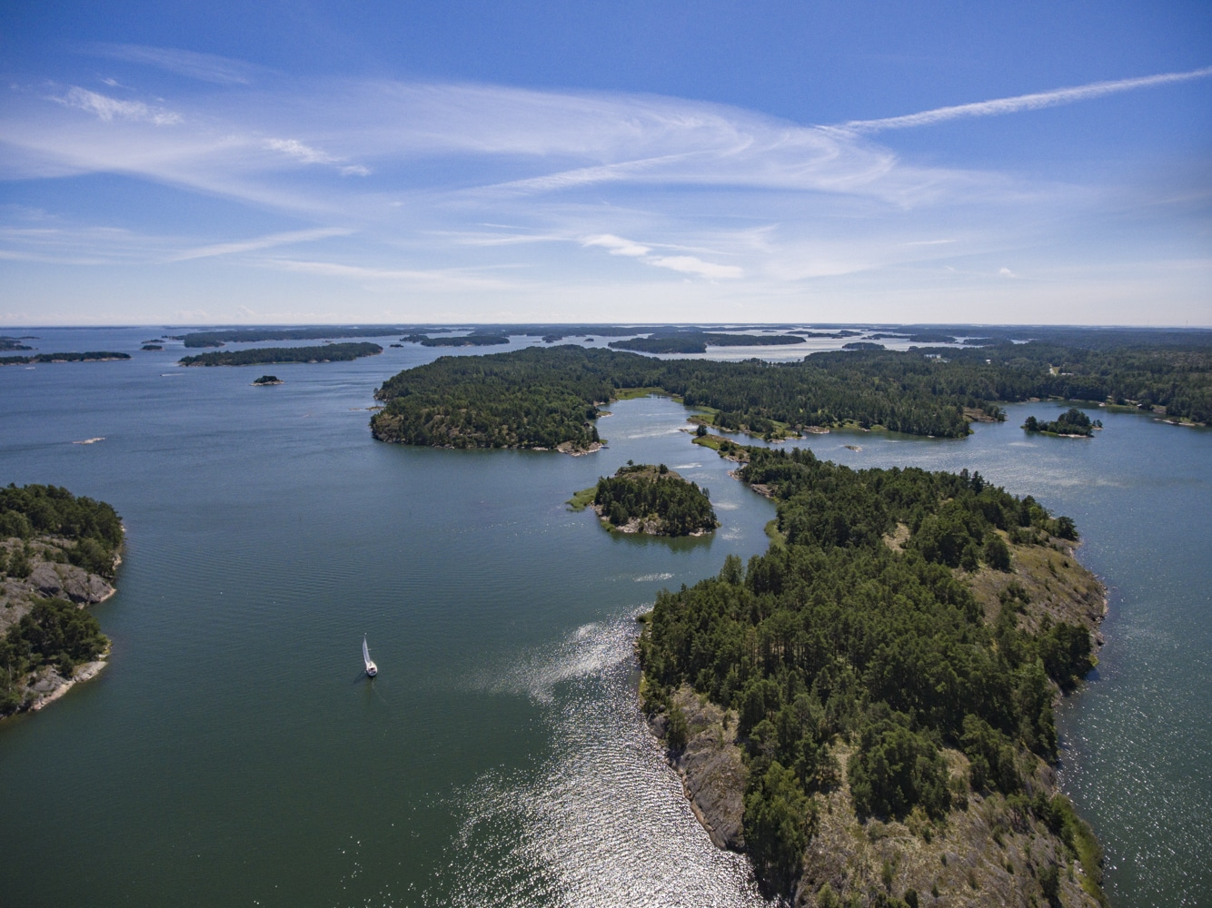 Parc National de l'Archipel Finlandais