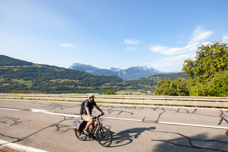 Route des grandes Alpes VAE