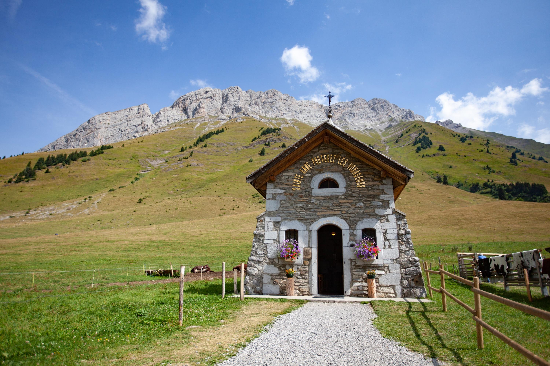 chapelle des Aravis