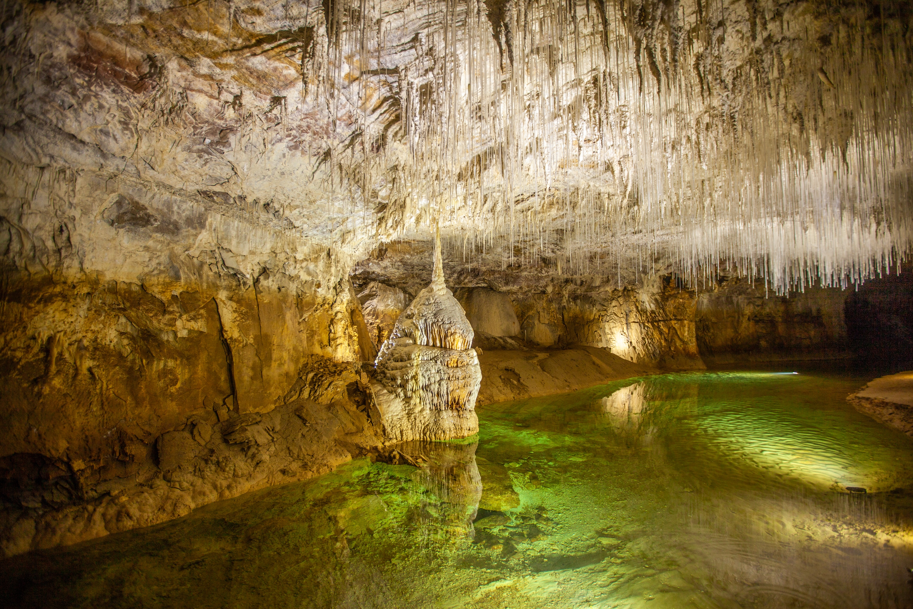 grotte Charanche