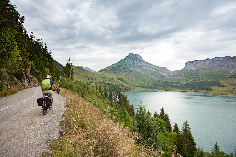 Route des Grandes Alpes itinérance