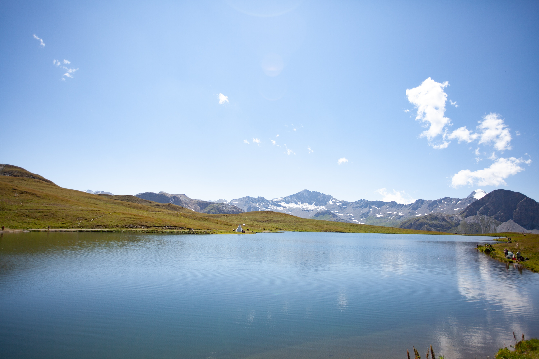 Lac de l'Ouillette Val d'Isere