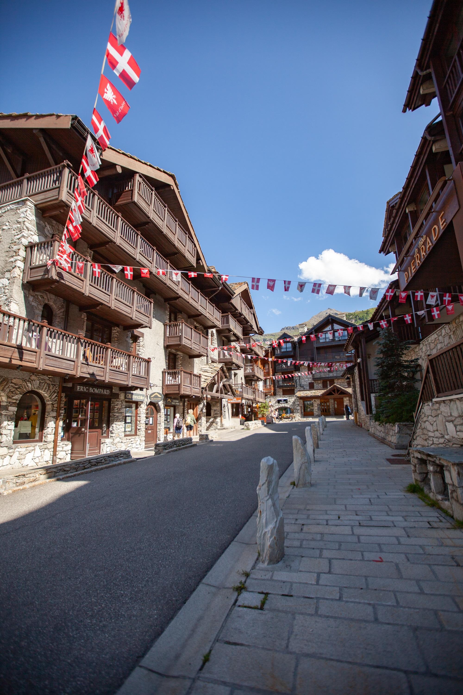 village Val d'Isere