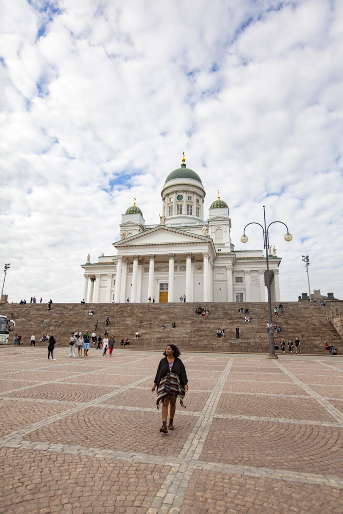 visiter Helsinki week-end