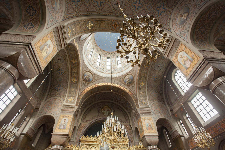 cathédrale Ouspenski Helsinki