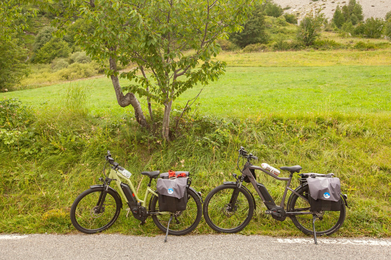 Louer vélo Route des Grandes Alpes