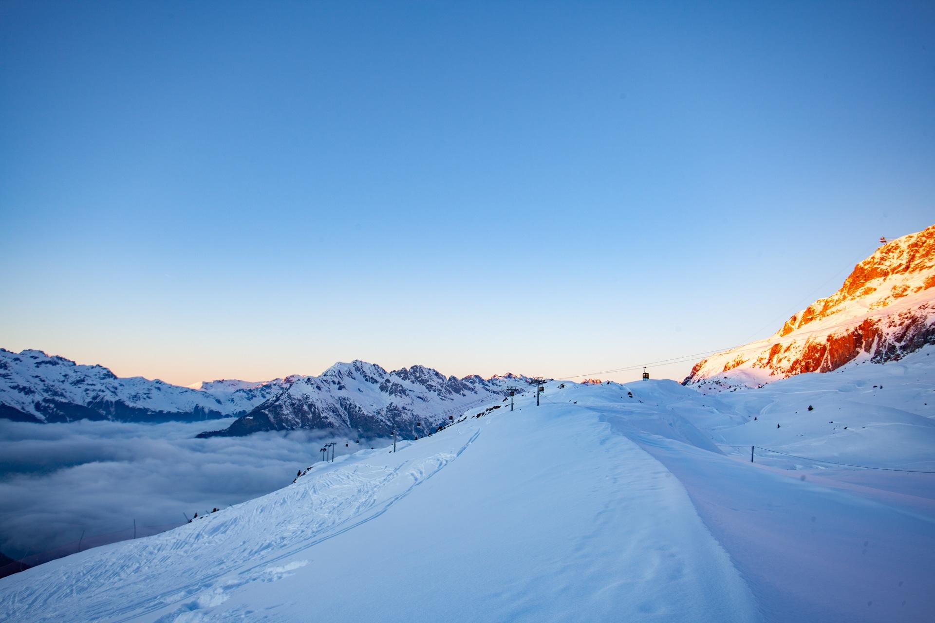 alpe d'huez domaine skiable