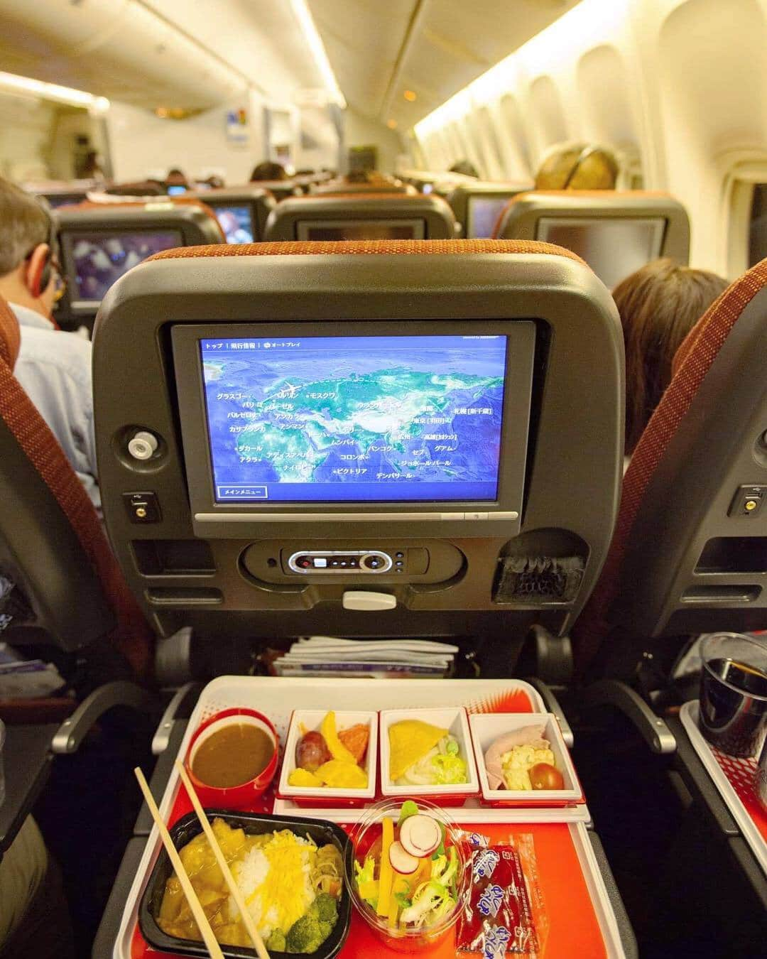 japan airlines avis