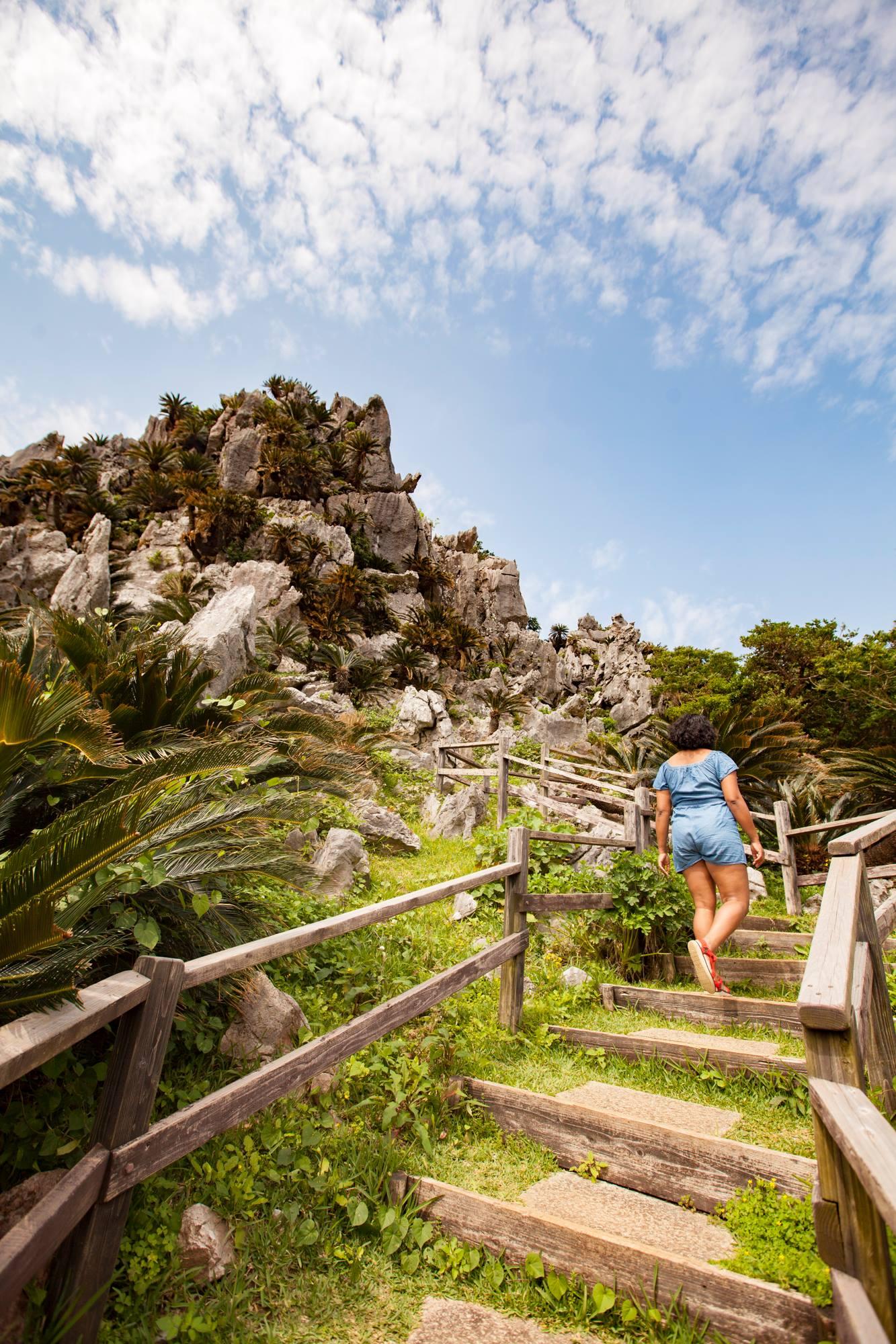 visiter Okinawa