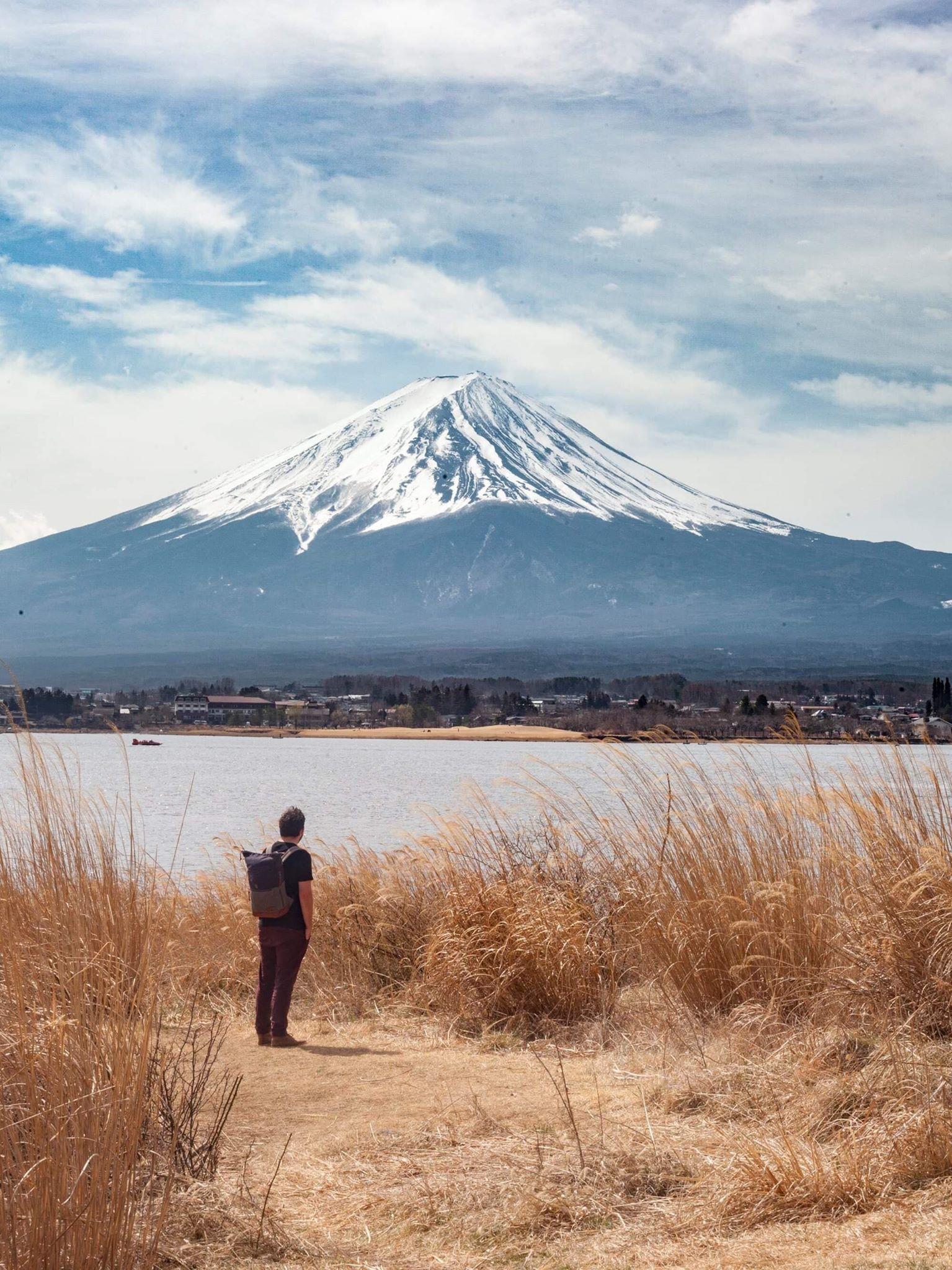 visiter Mont Fuji