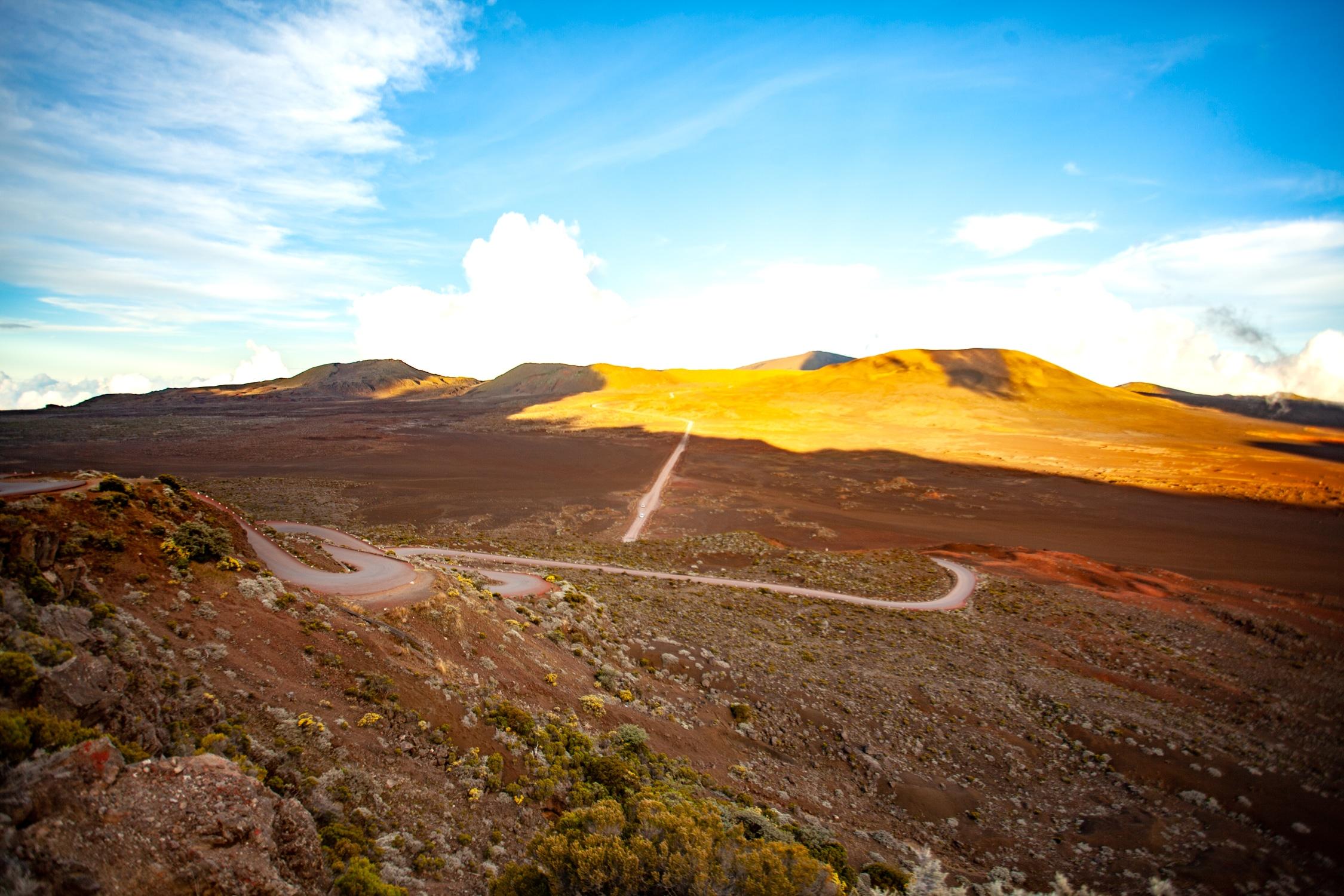 gite du volcan piton de la Fournaise