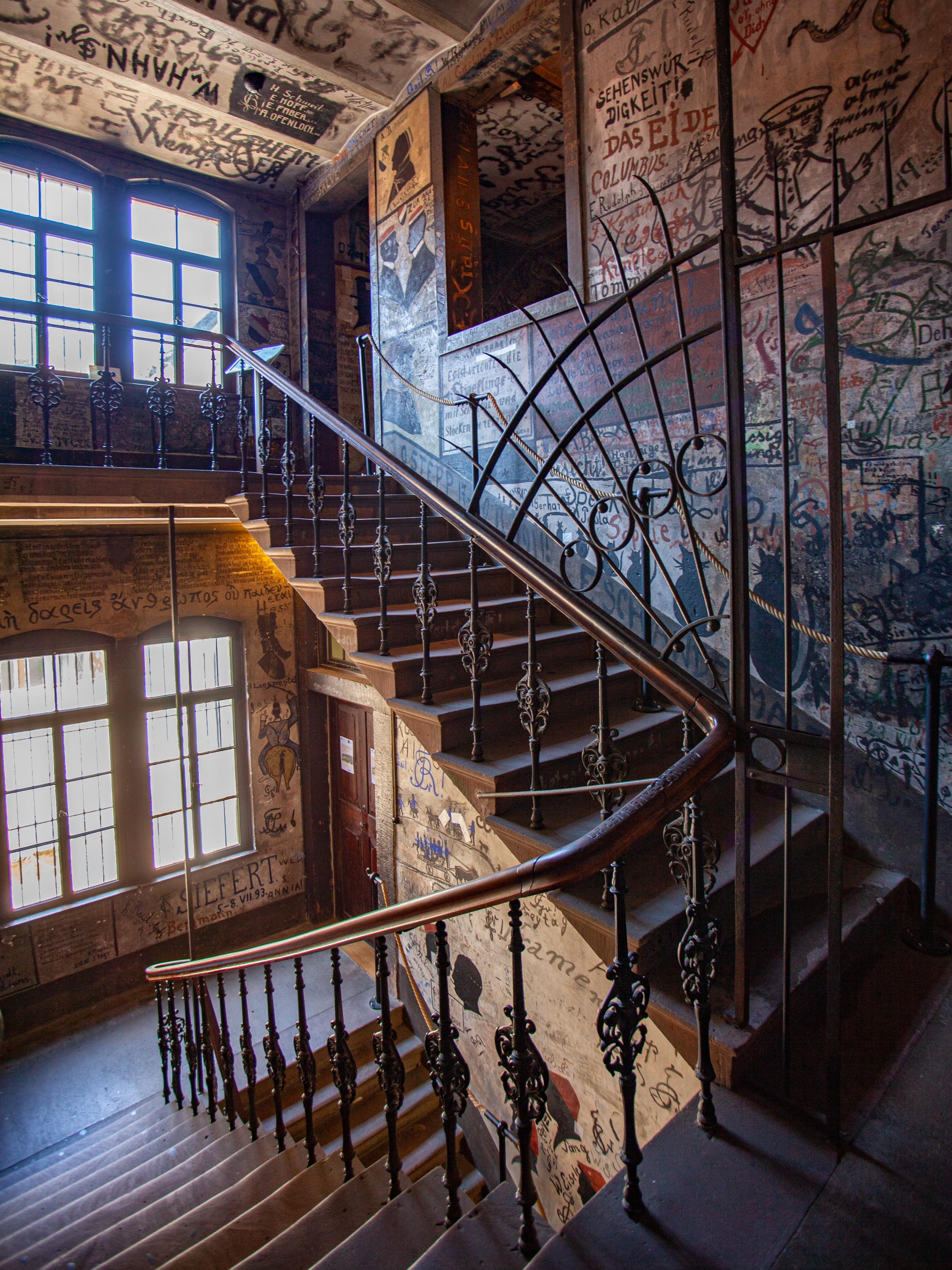 prison des etudiants Heidelberg