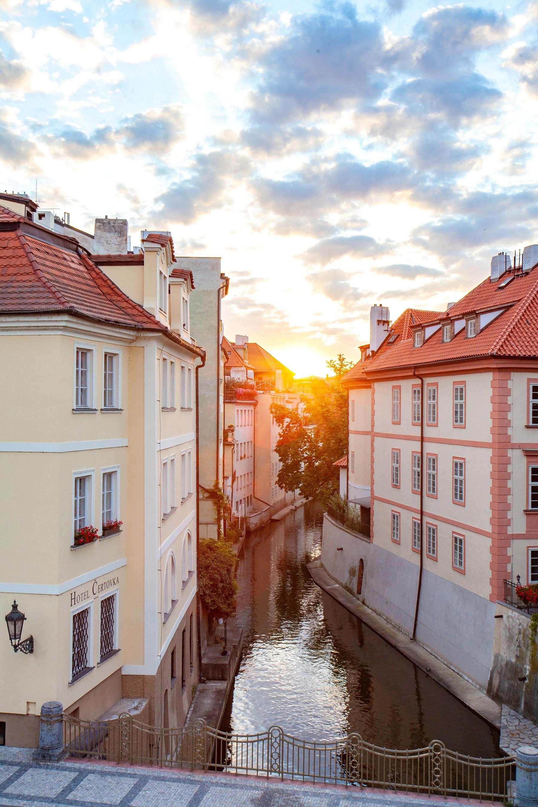 visiter Prague