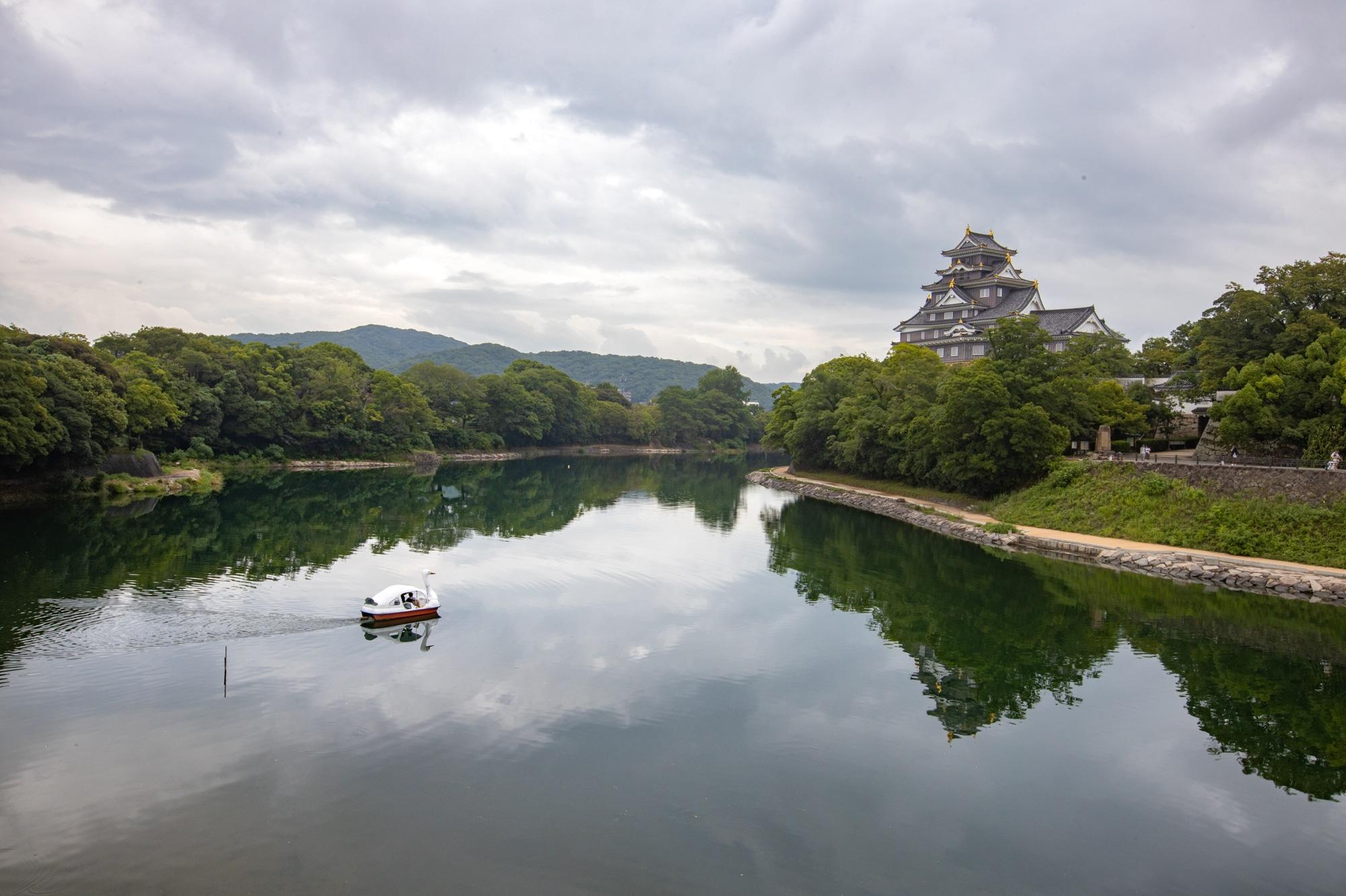 chateau Okayama