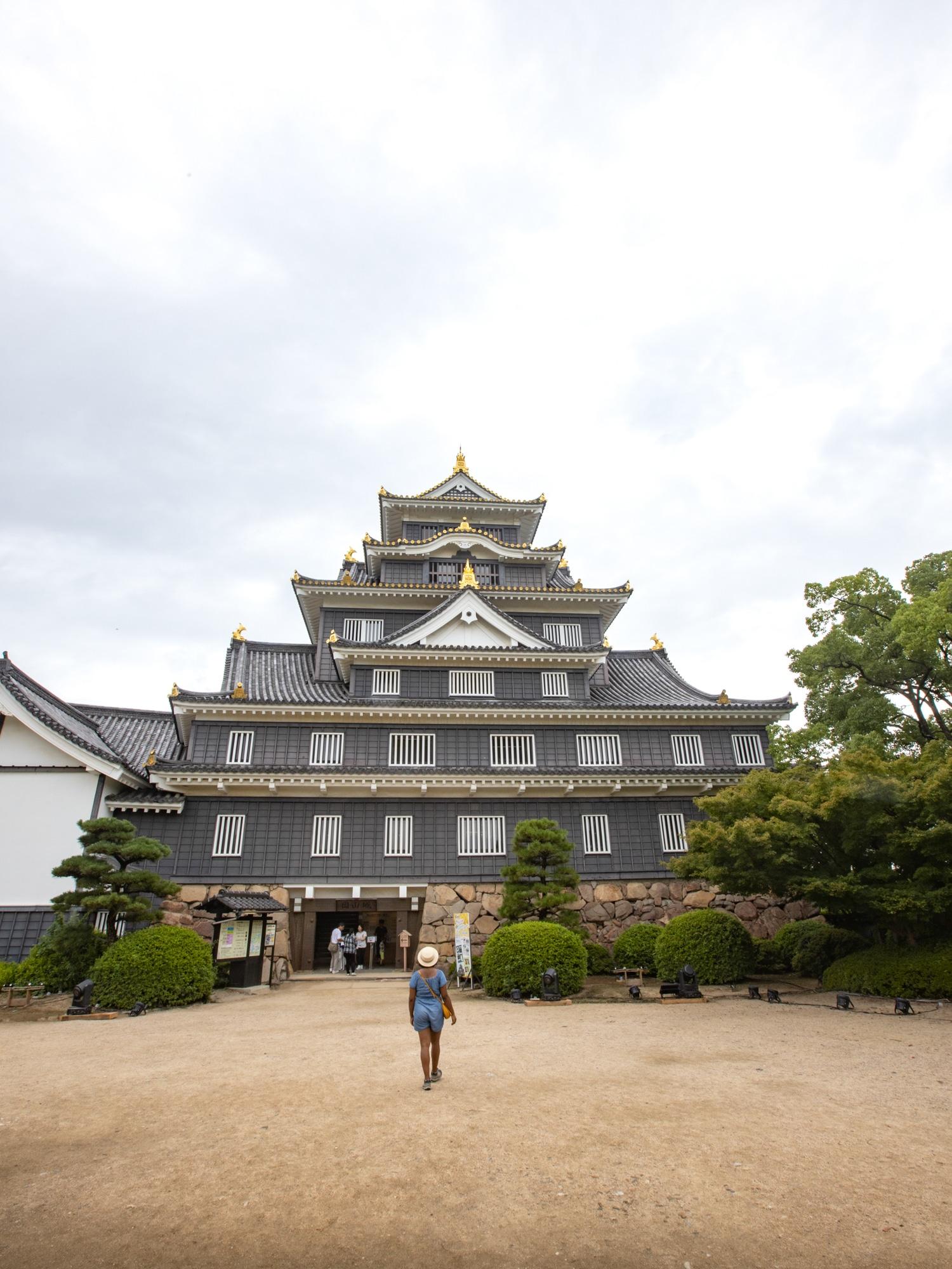 visiter Okayama