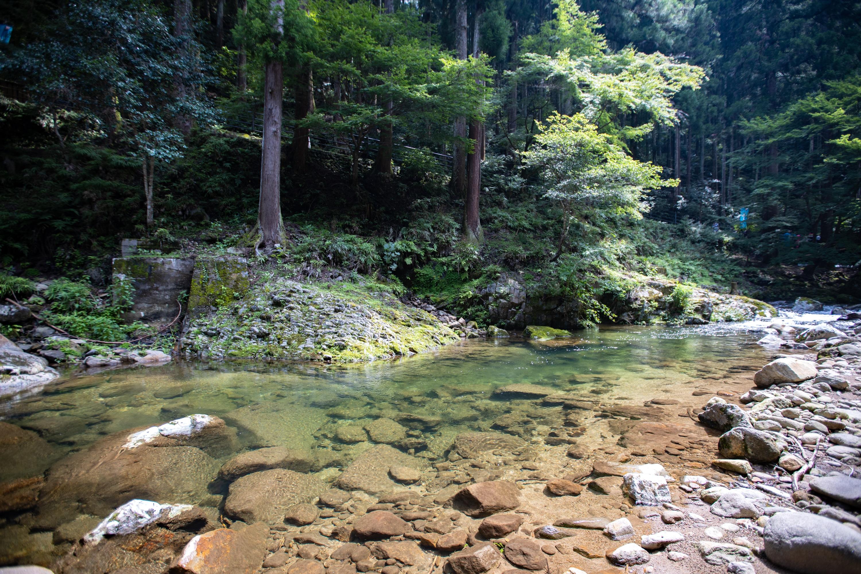 48 cascades d'Akamé