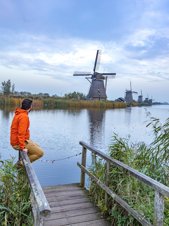 moulins Kinderdijk
